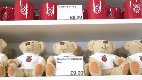 Tienda Raspberry Pi