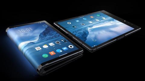 TCL móviles flexibles
