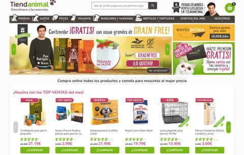 a3c10db2 Muy sencillo: buenos precios y un amplio catálogo de productos baratos para  mascotas. Y es que, si estás buscando un artículo muy concreto, ...