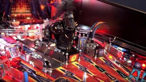 Pinball Black Knight