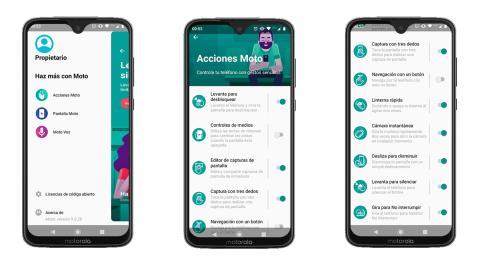 Benchmarks Motorola Moto G7 Plus