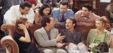 Los mejores cameos de Friends
