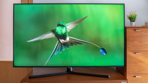 Samsung NU7405, análisis y opinión