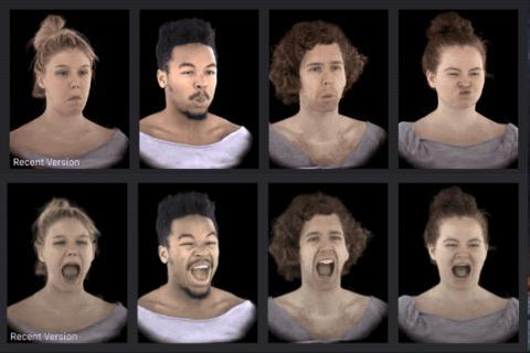 Avatares Facebook Realidad Virtuales