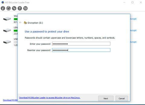 Encriptar disco duro o memoria externa