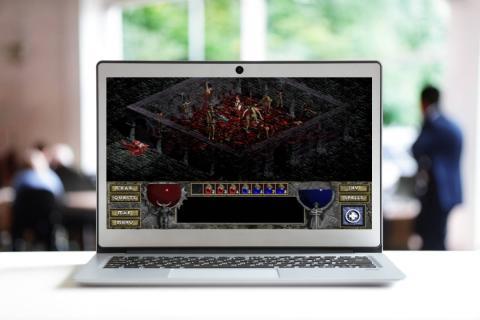 Diablo 1 original para PC