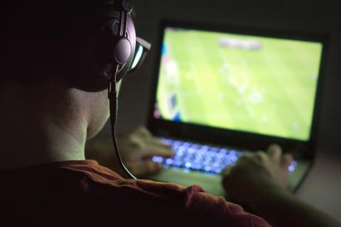 eSports juegos gaming videojuegos ordenador