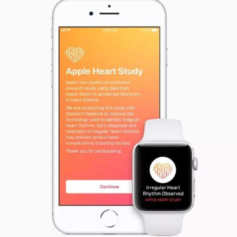Estudio Apple Watch