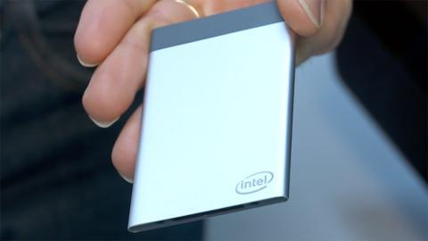 Tarjeta modular de Intel