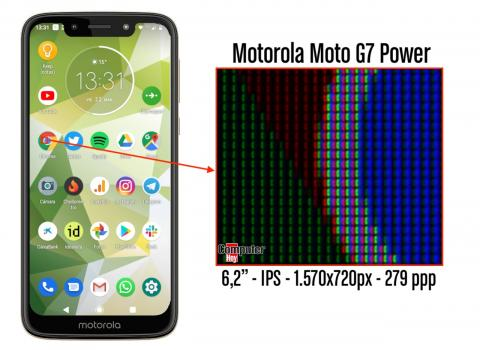 Moto G7 Power -PIXEL