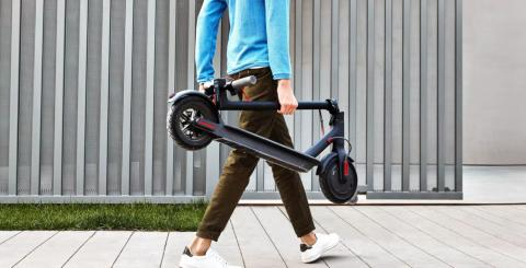 Patinete eléctrico de Xiaomi Mi Electric Scooter M365