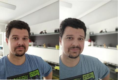 Redmi Note 7 - retrato