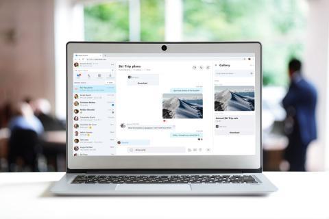 Nuevo Skype Web