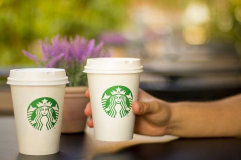 Starbucks Coffee café