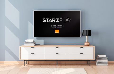 STARZPLAY llega a Orange TV