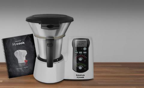Robot De Cocina Barato Parecido A Thermomix A Mitad De Precio En