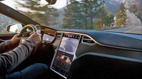 Navegador Tesla