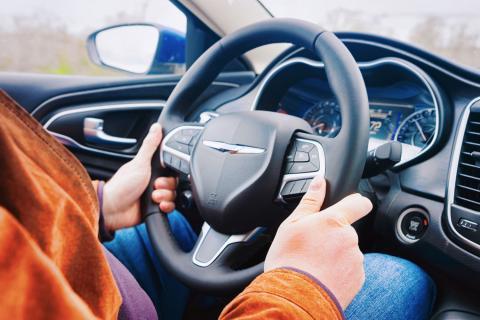 Volante coche Chrysler
