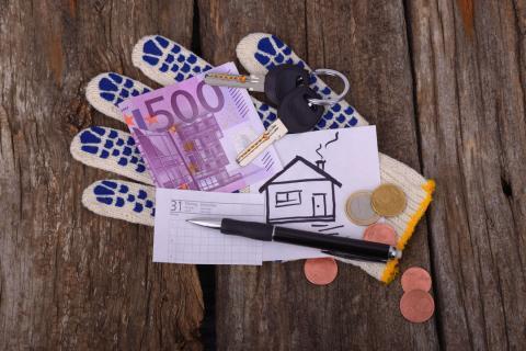 Alquiler piso dinero