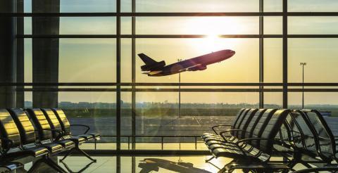 Las aerolíneas pulverizan récords este mes: de media, 9.375 aviones volando  a la vez | Life - ComputerHoy.com