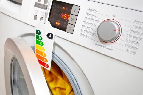Eficiencia energética lavadora