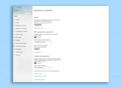 Funciones poco conocidas Windows 10
