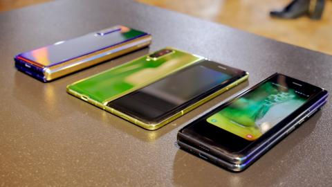 792020b155b Samsung Galaxy Fold, toma de contacto y primeras impresiones