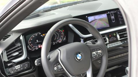 Interior del BMW Z4 (2019)