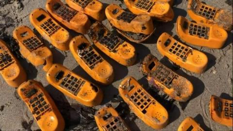 Teléfono de Garfield