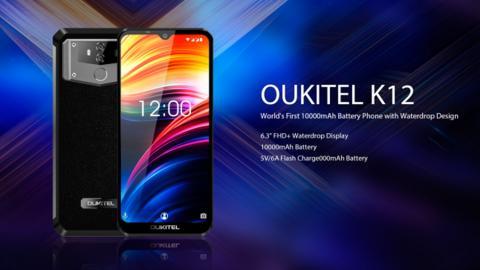 Así es el Oukitel K12