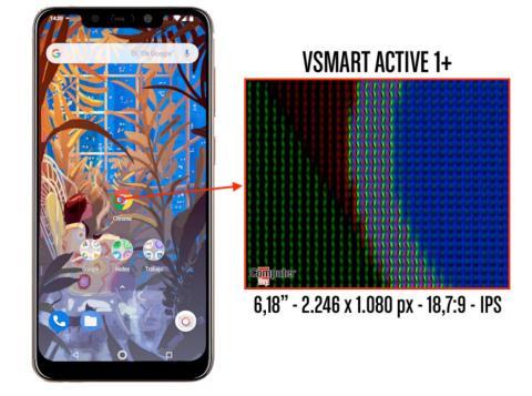 Análisis Vsmart Active 1+