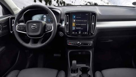 Salpicadero Volvo XC40