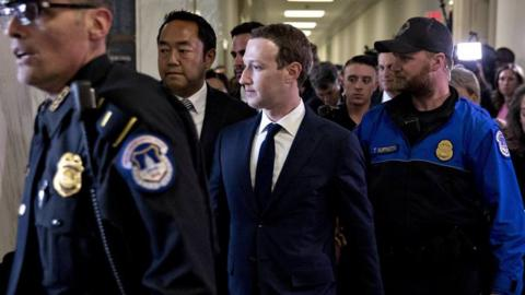 Seguridad Mark Zuckerberg