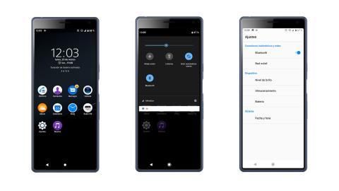 Sony Xperia 10, análisis y opinión