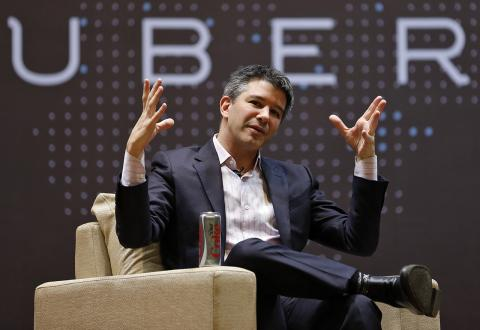 Uber: acciones caen en Wall Street