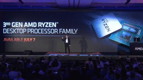 AMD Ryzen tercera generación