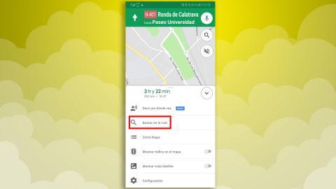 Añadir gasolinera Google Maps