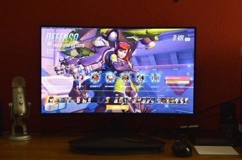 Análisis monitor gaming AOC
