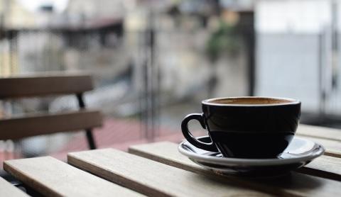 Café desayuno