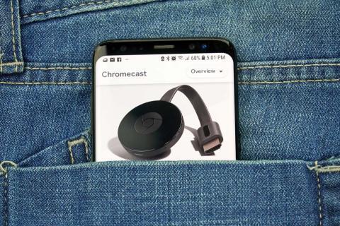 Chromecast en el móvil