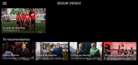 Cómo funciona y trucos de Mitele.es: series y películas gratis de ...