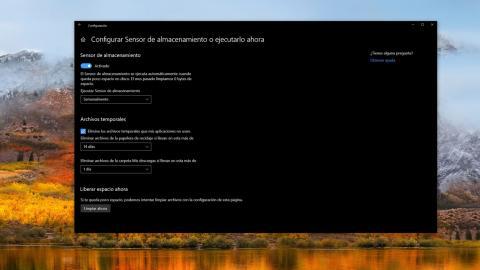Cómo liberar espacio en tu PC Windows