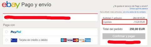 ebay afiliación
