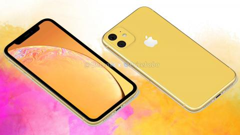 Se filtra el iPhone XR 2019