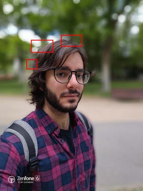 Fotos análisis Zenfone 6