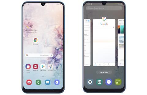 Galaxy A50 One UI