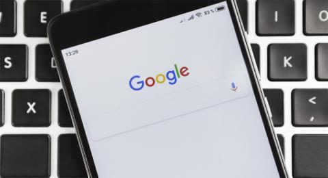 Google buscador móvil