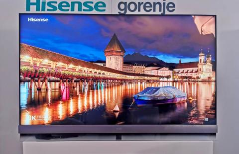 HiSense u9 8k