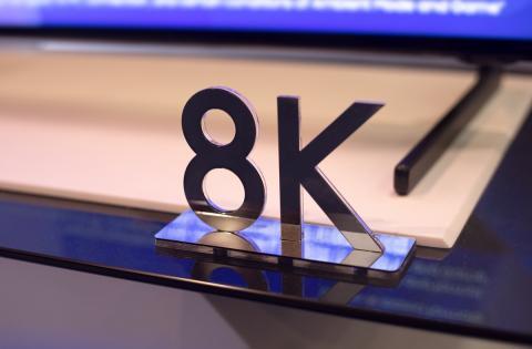 Televisor Huawei 8K