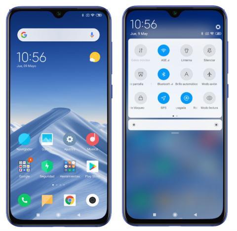 MIUI 10 en el Xiaomi Mi 9 SE